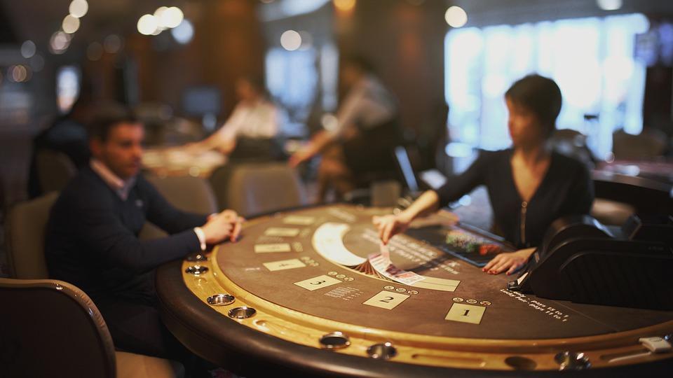 blackjack stol