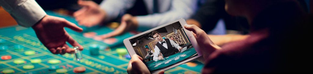 Online casino preko mobilnog.