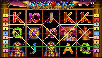 book of ra payline (linije)