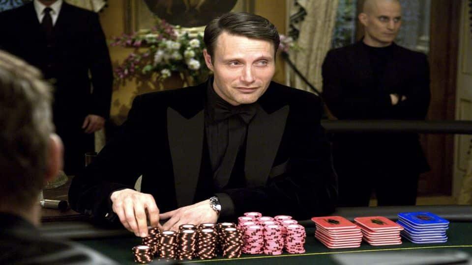 penjahat utama dalam film Casino Royale.