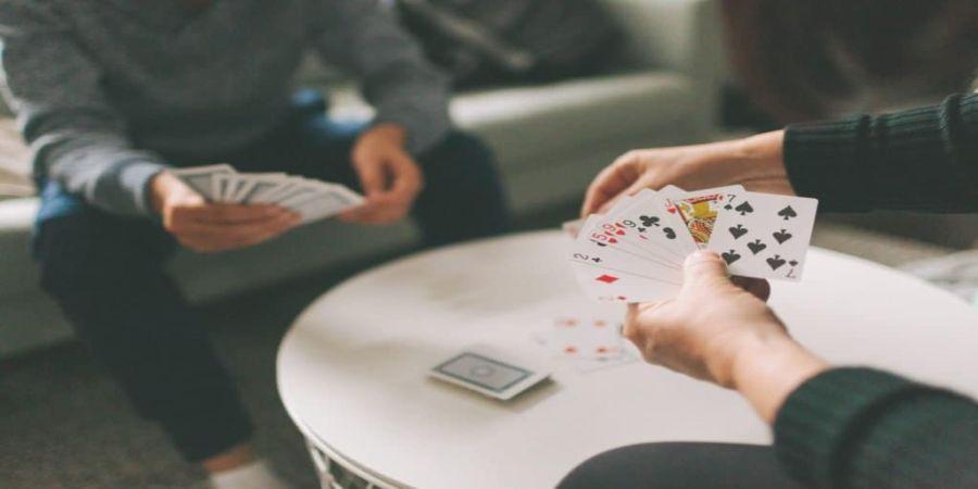 Igre sa kartama u dvoje.