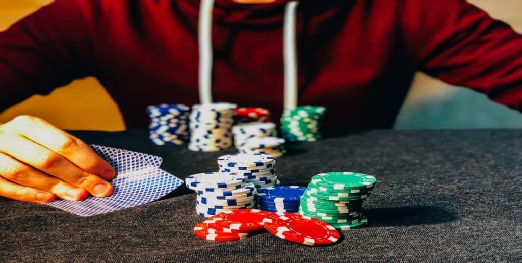 Uvodna slika za Texas Holdem Poker vodič.